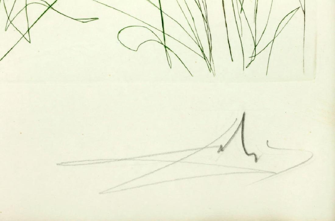 "Salvador Dali ""Adam & Eve"" Print - 4"