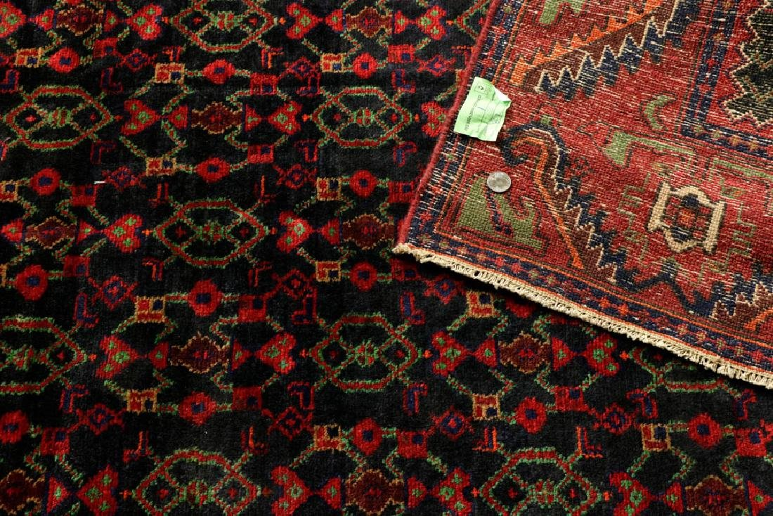 Hamadan Carpet - 4