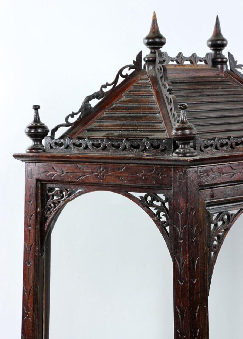 Victorian Display Cabinet - 6