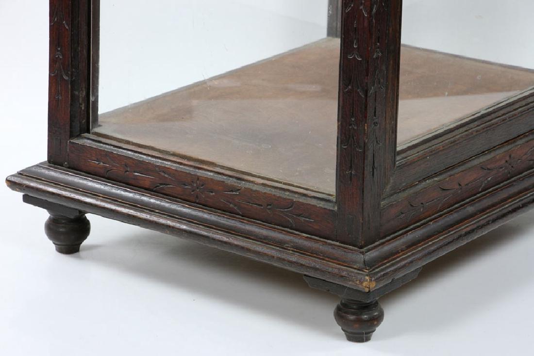Victorian Display Cabinet - 7
