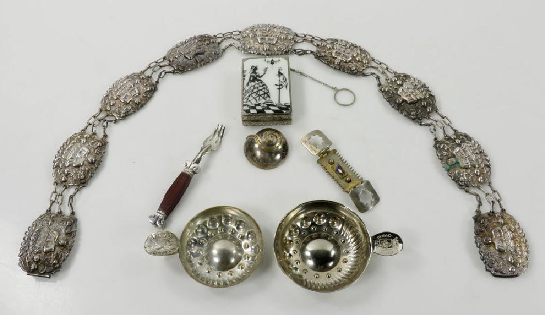Small Decorative Pieces and Silver - 3