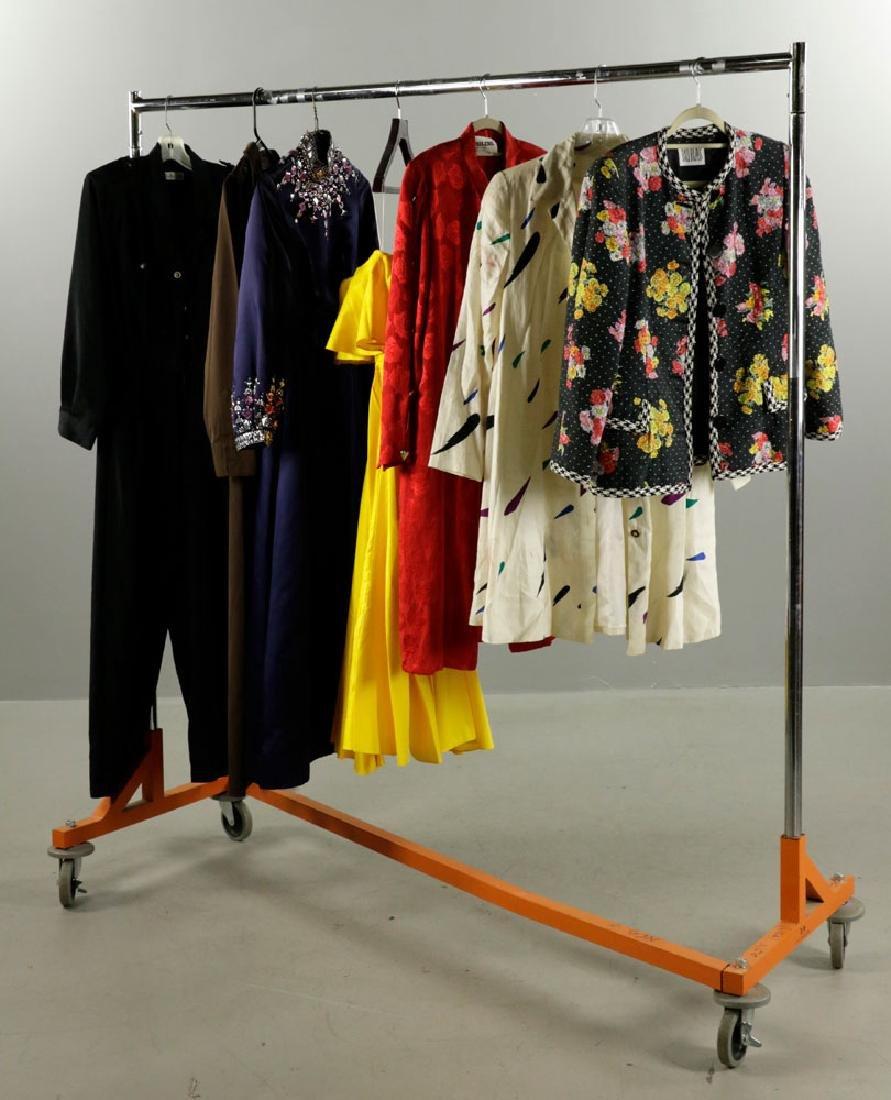 Lot of Ladies' Vintage Clothes