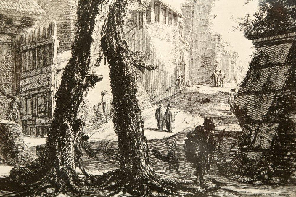 """Piranesi, """"Arco di Tito,"""" Print - 3"""