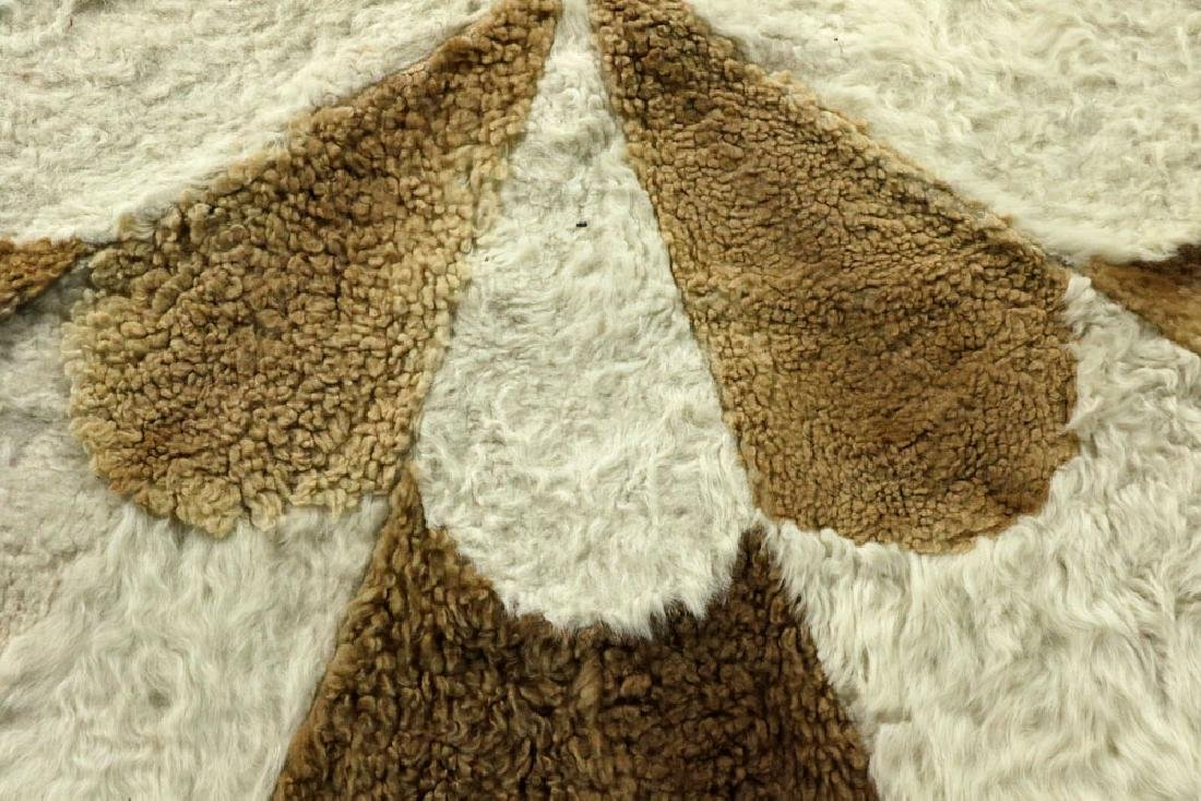 Two Alpaca Carpets - 6