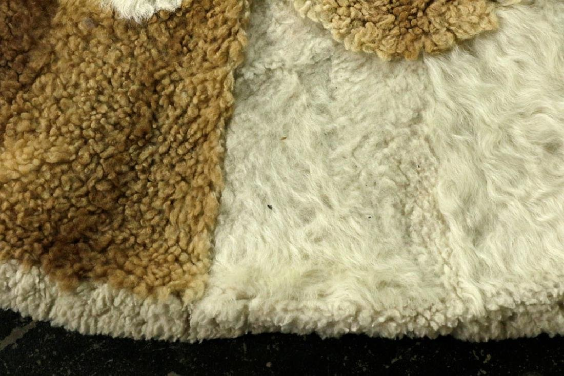 Two Alpaca Carpets - 7