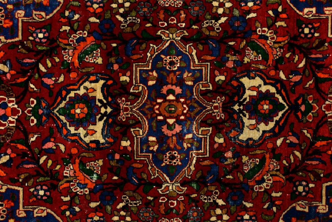 Semi-Antique Bibikabad Carpet - 2