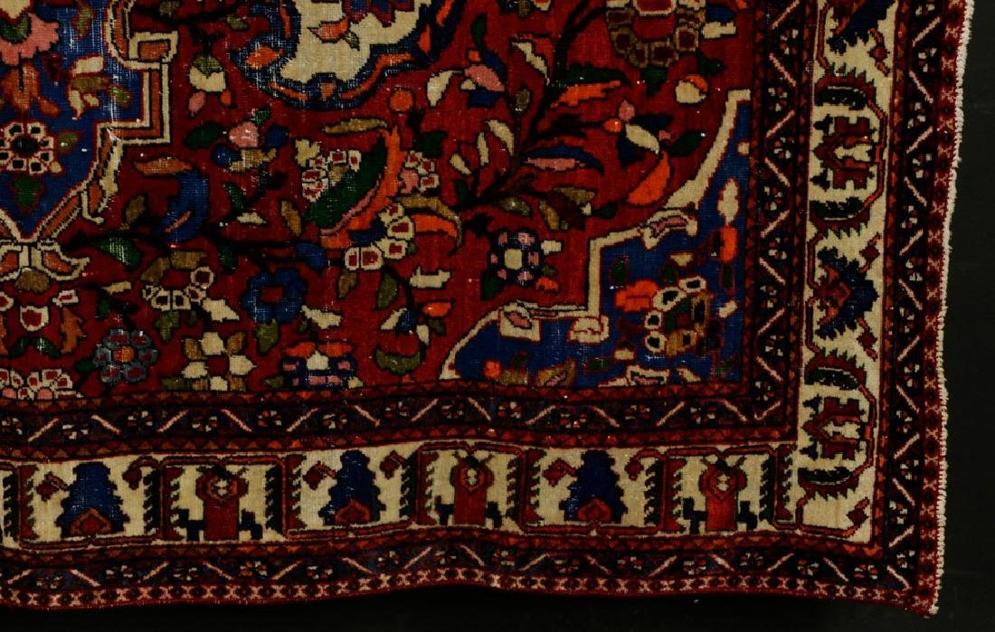 Semi-Antique Bibikabad Carpet - 3
