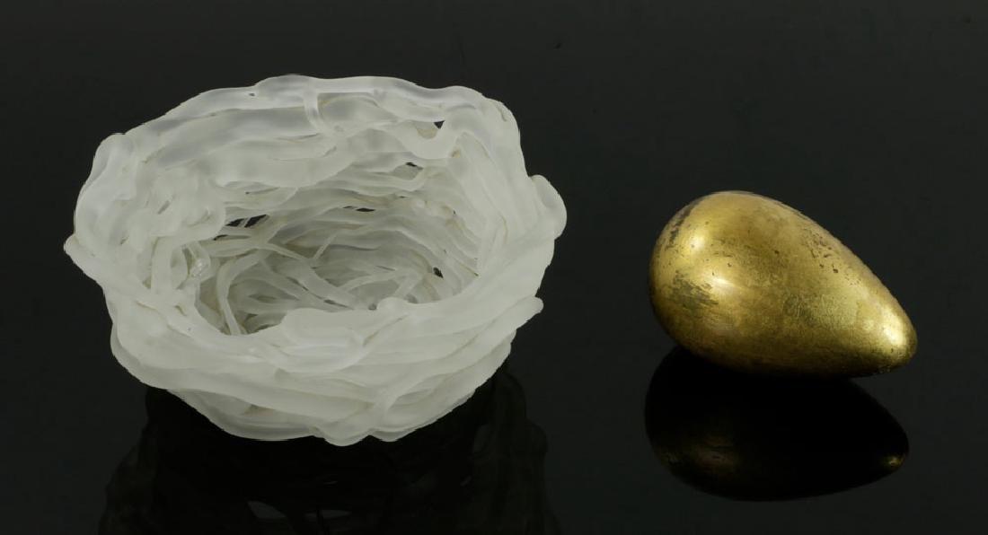 Glass Bird's Nest - 2
