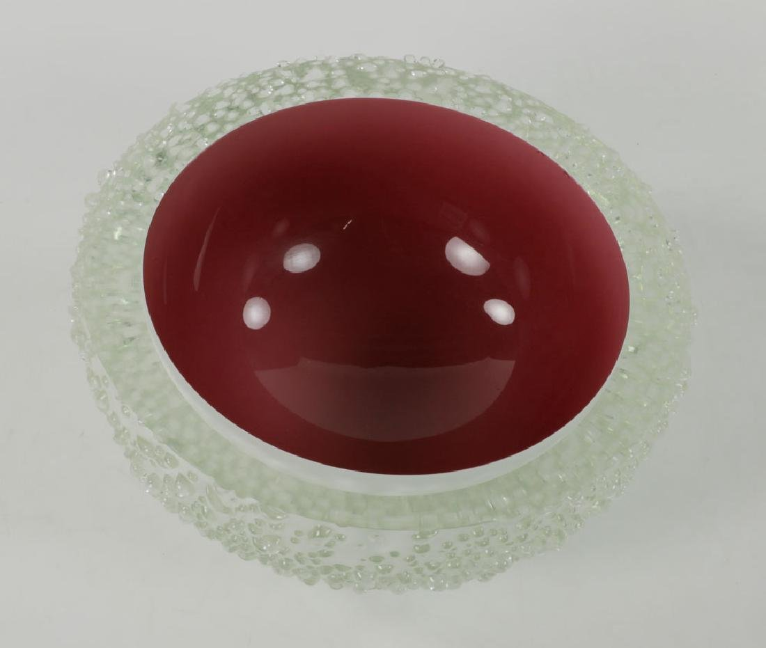 Decorative Glass Bowl - 2