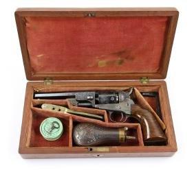 Presentation Colt Model 1849 Pocket Revolver
