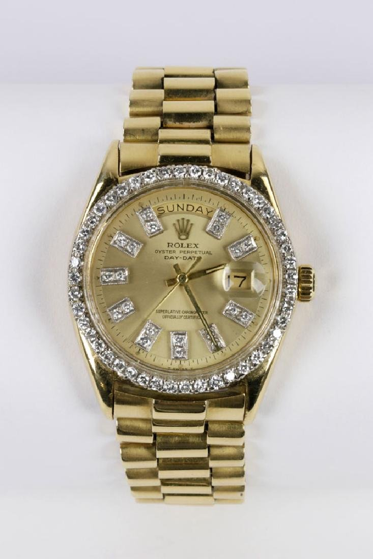 Men\u0027s 1975 Rolex Oyster Perpetual Day,Date Automatic