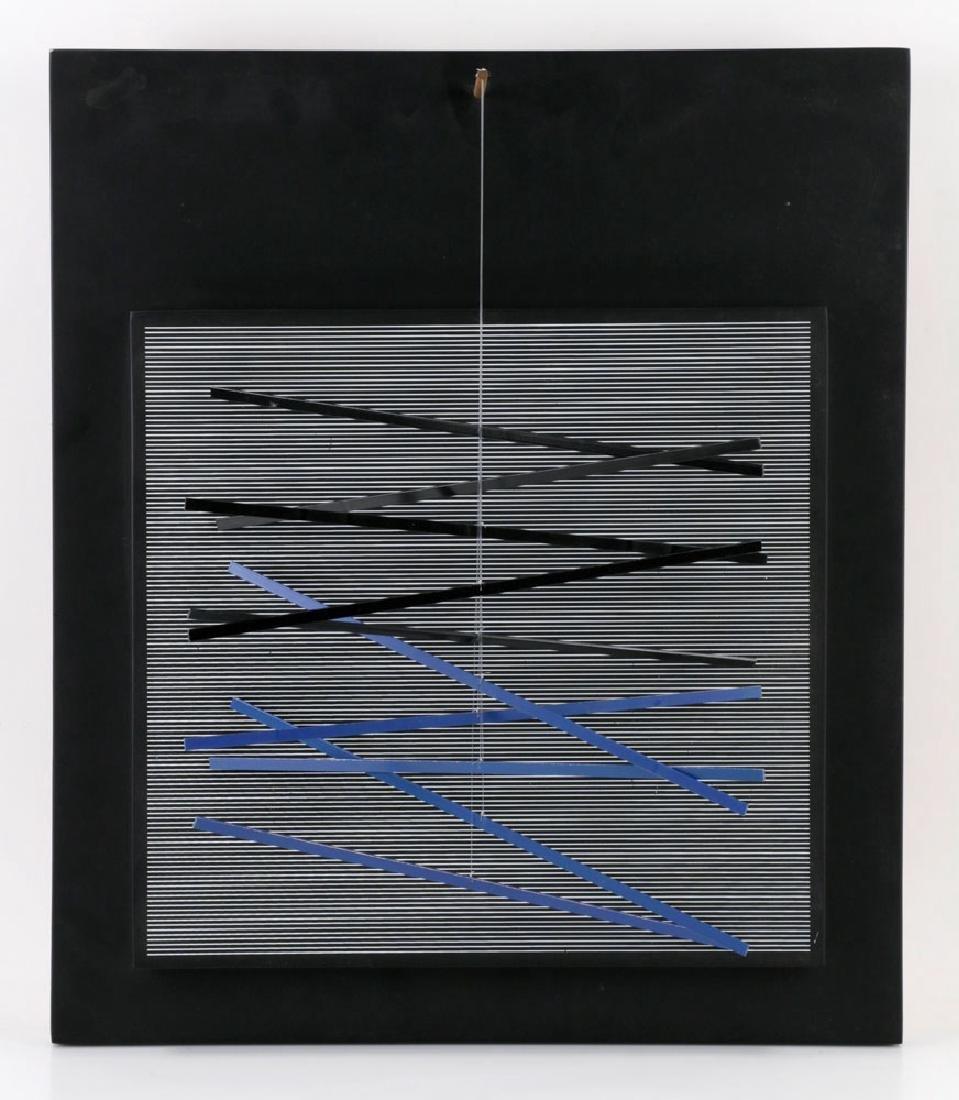Jesus Rafael Soto Kinetic Sculpture Petite Vibration