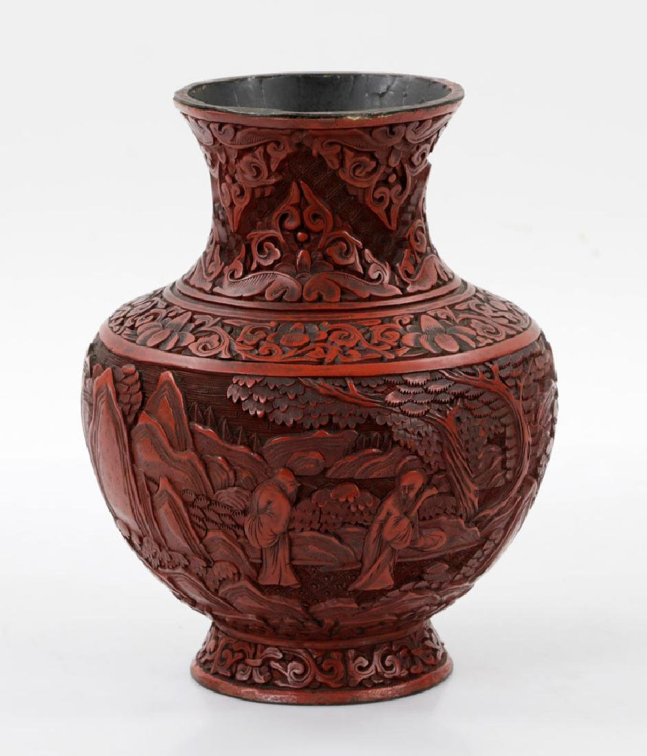 Chinese cinnabar vase old chinese cinnabar vase reviewsmspy