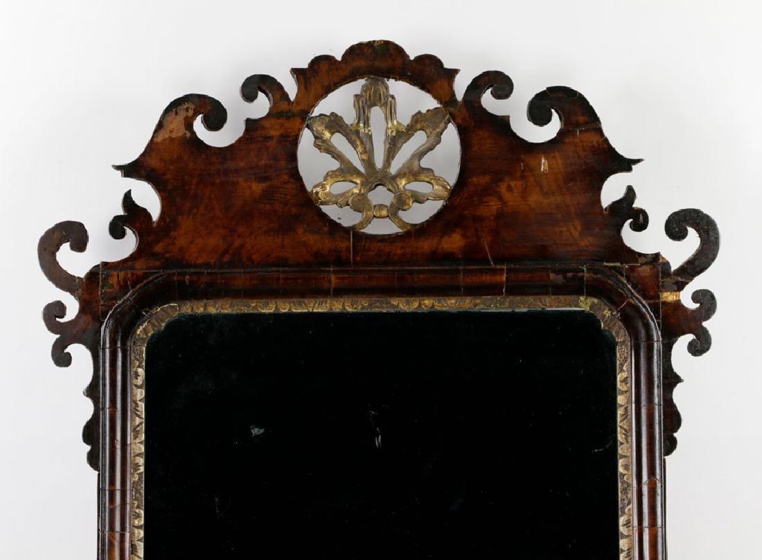 Late 18th/Early 19th C. Mahogany Mirror - 2