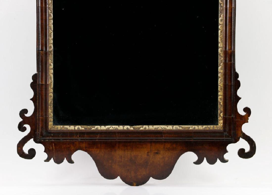 Late 18th/Early 19th C. Mahogany Mirror - 3