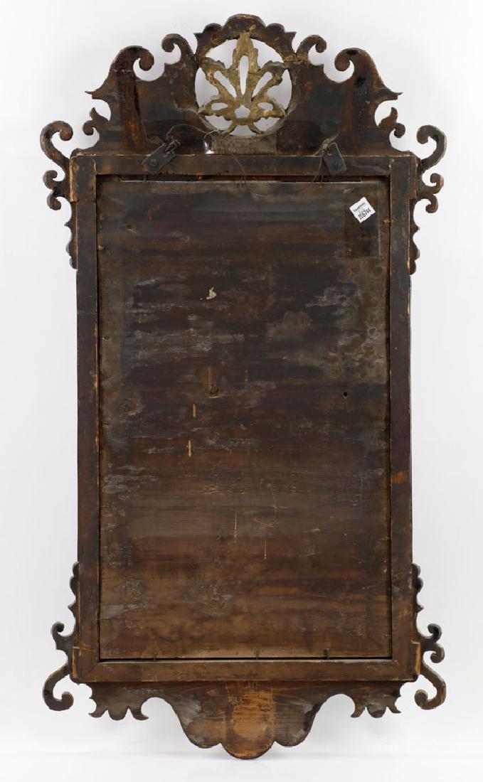 Late 18th/Early 19th C. Mahogany Mirror - 4