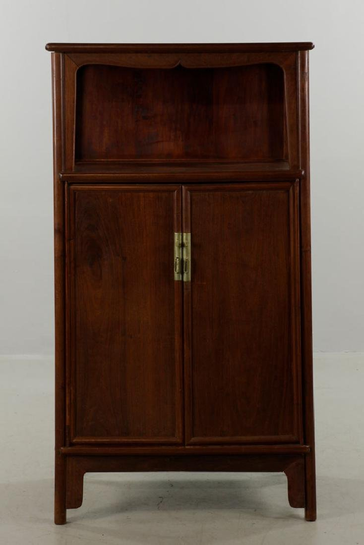 19th C. Chinese Ming Dynasty Style Cabinet