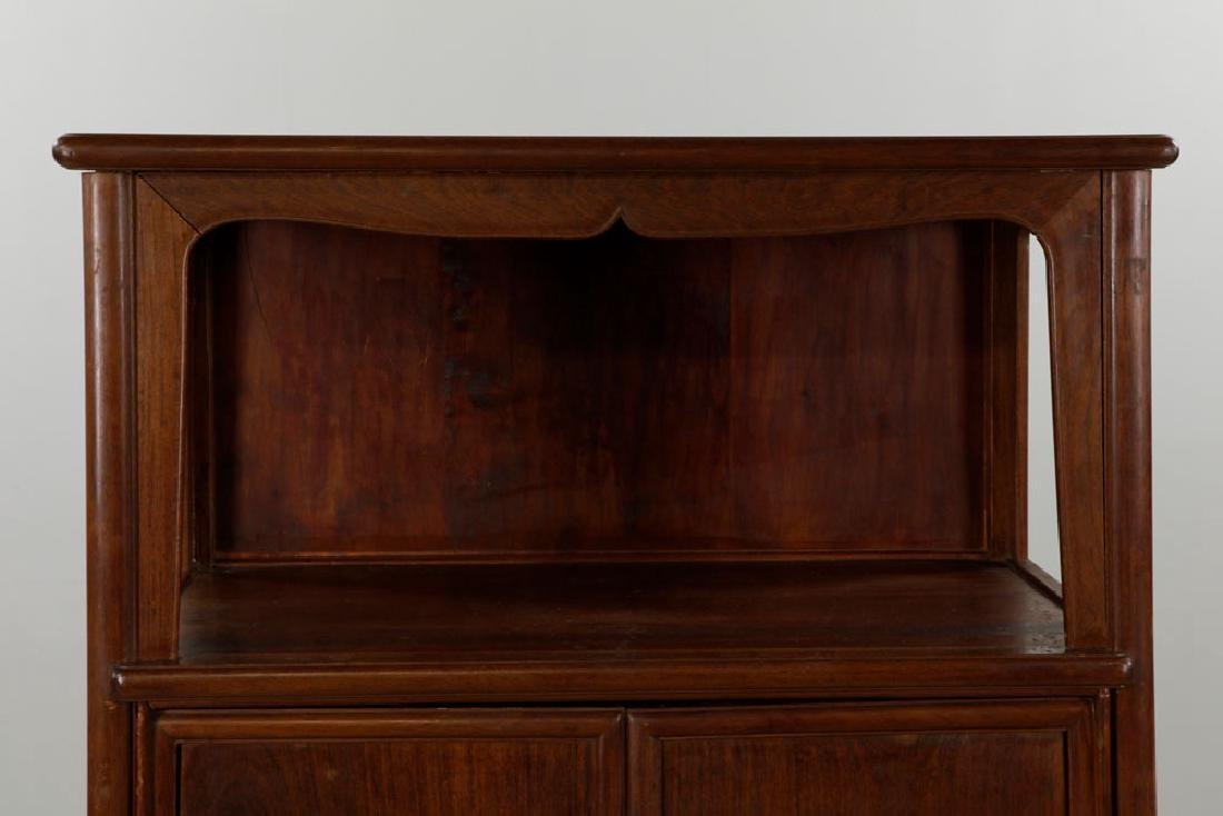19th C. Chinese Ming Dynasty Style Cabinet - 4