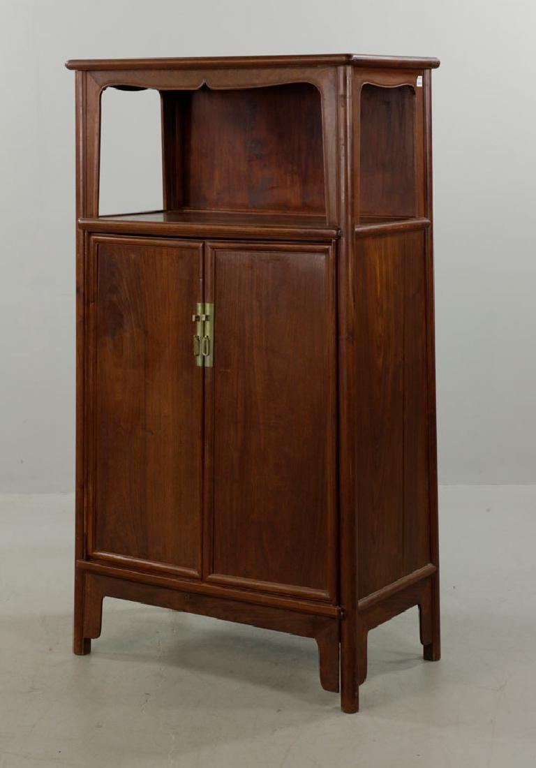 19th C. Chinese Ming Dynasty Style Cabinet - 6