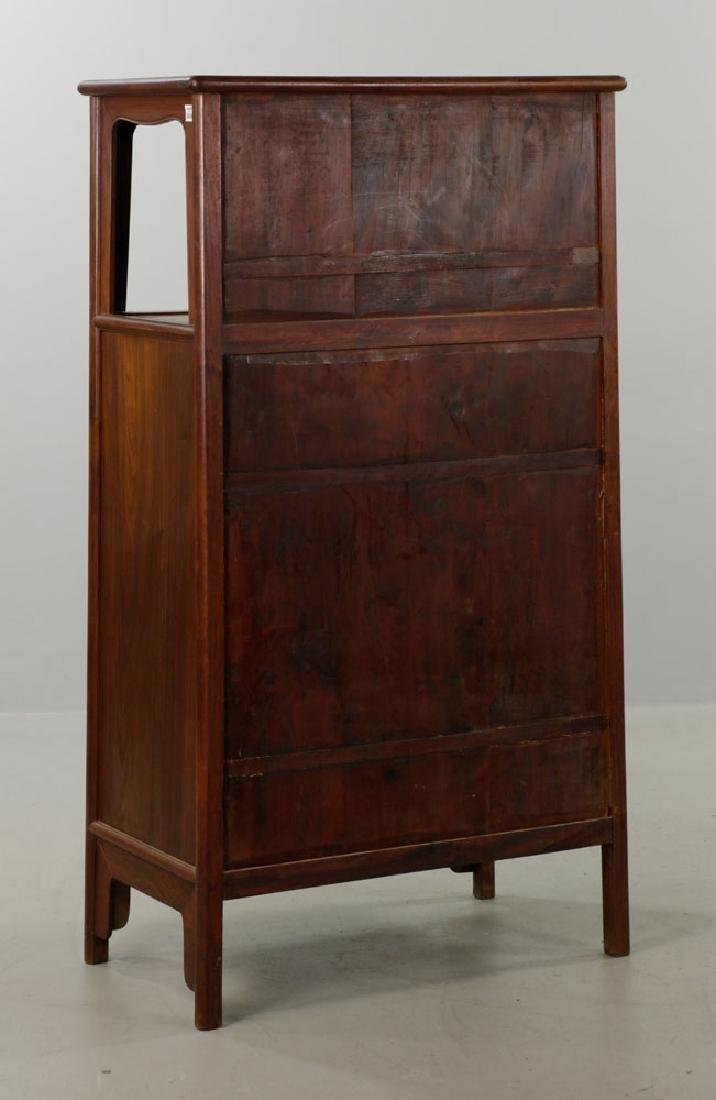19th C. Chinese Ming Dynasty Style Cabinet - 7