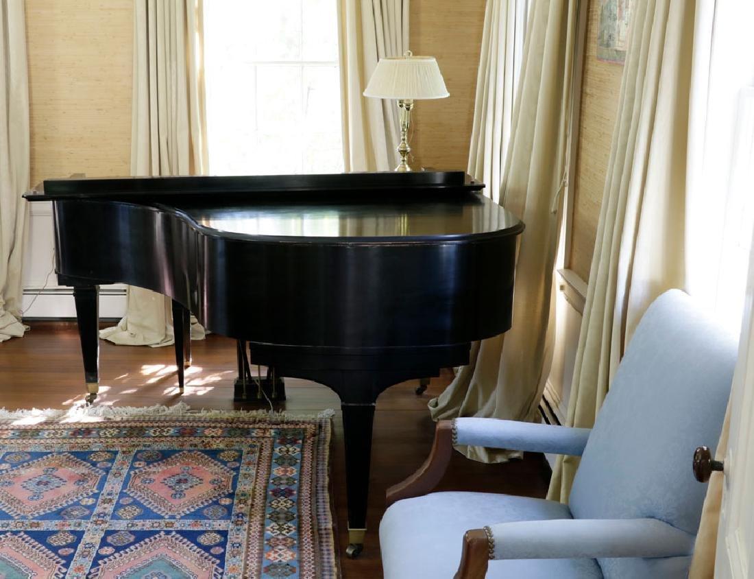 Chickering Baby Grand Piano. - 2