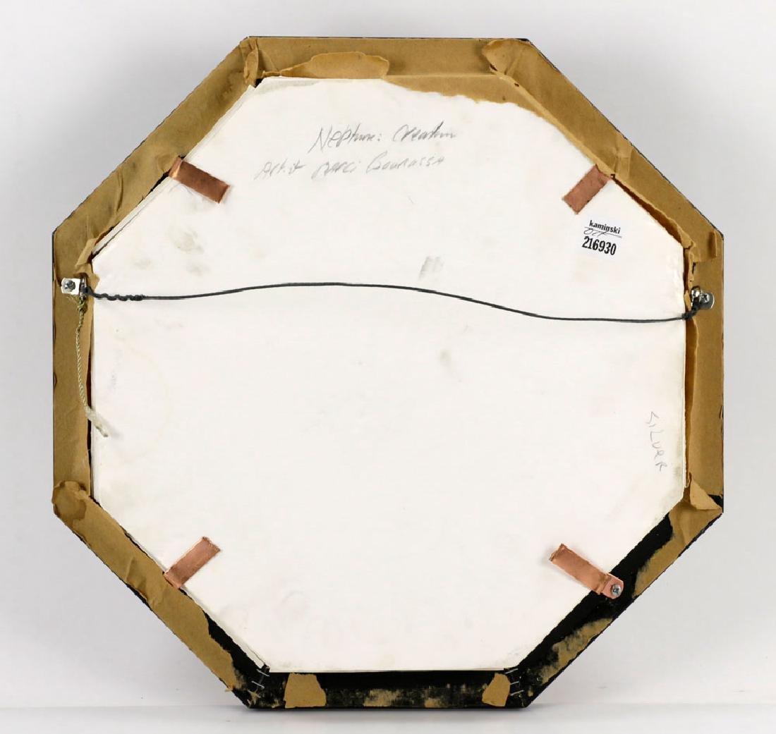 Fine Sailor's Shell Valentine w/ Shadow Box Frame - 7
