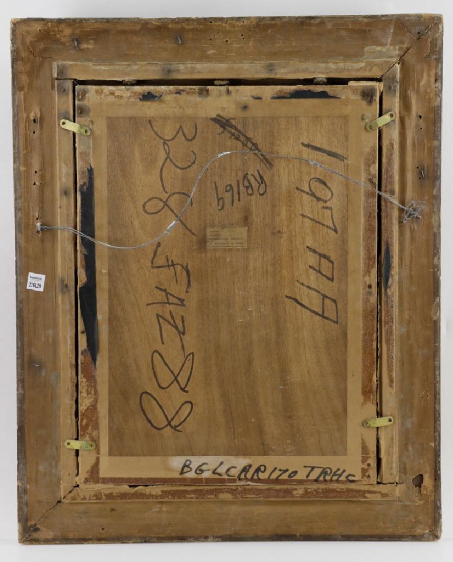Laslett John Pott, Gentleman w/ Letter, Oil on Canvas - 10