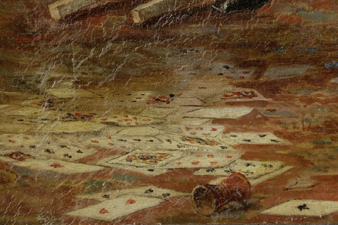 Laslett John Pott, Gentleman w/ Letter, Oil on Canvas - 7