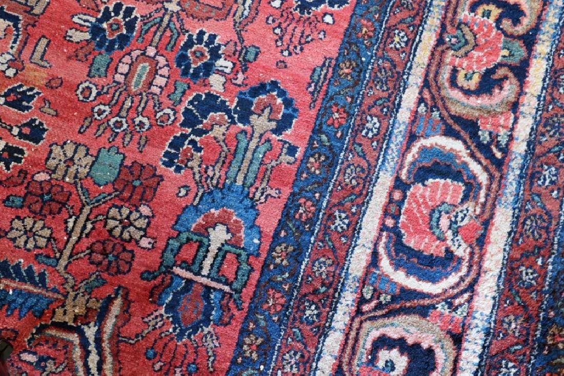 Persian Hamadan rug. - 3