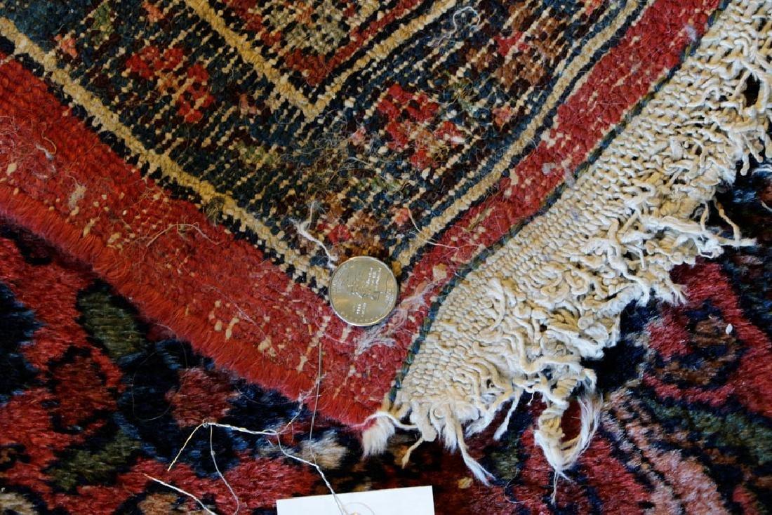 Persian Hamadan rug. - 4