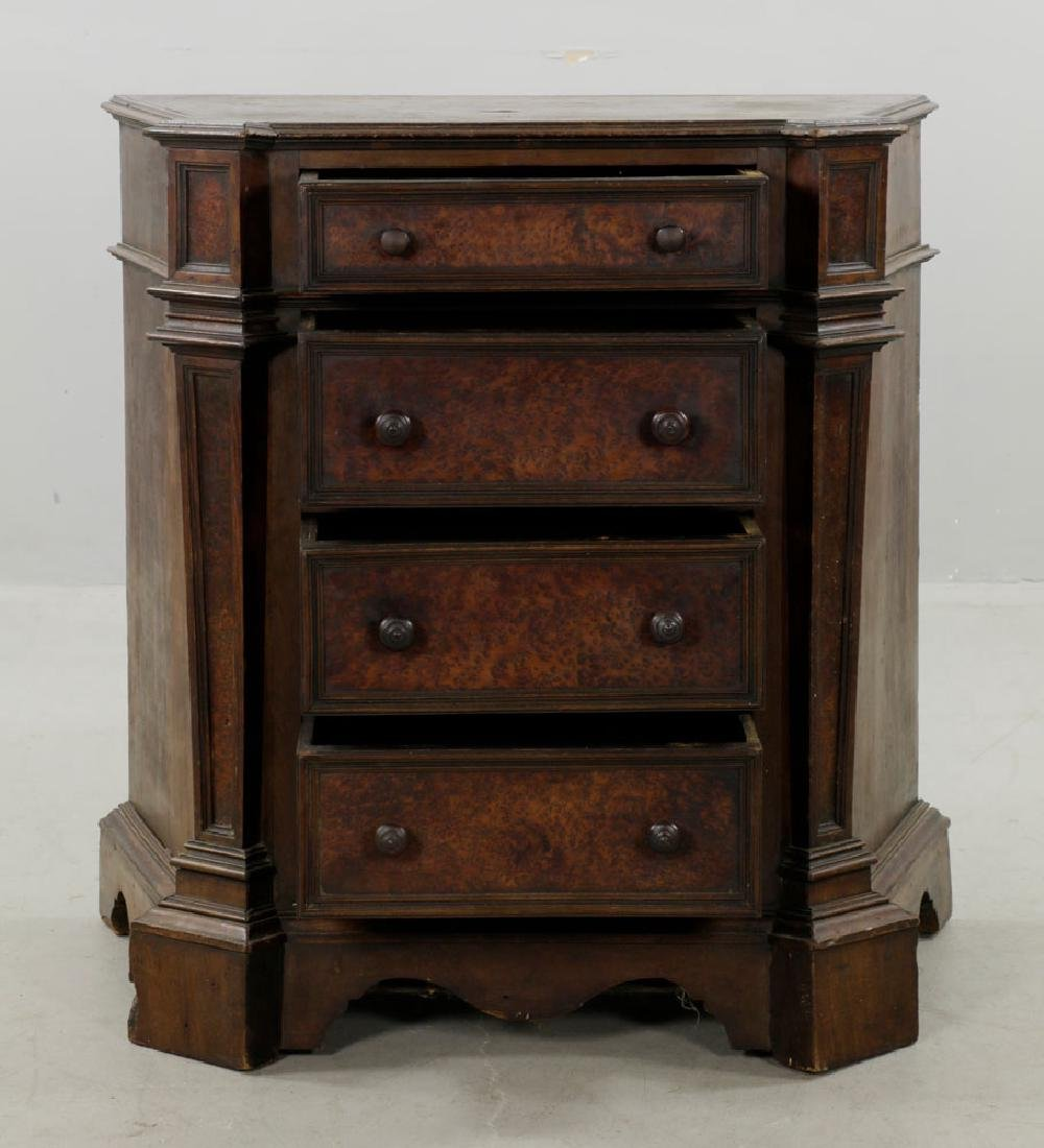 18th C. Italian 4-Drawer Commode - 2