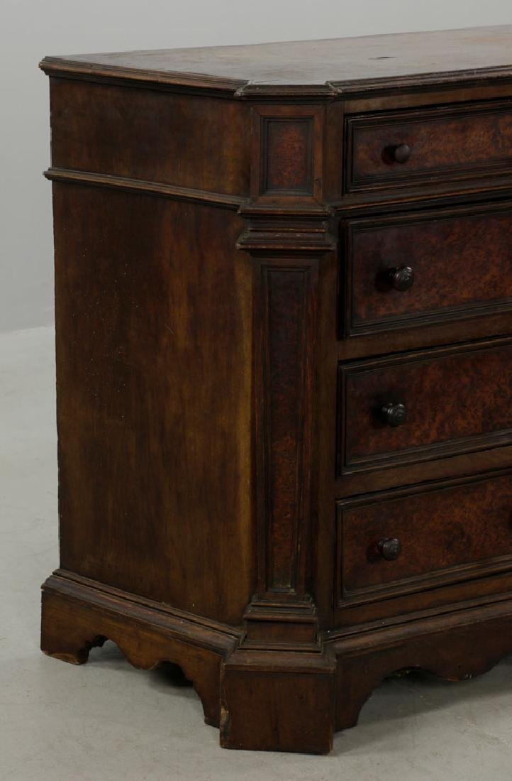 18th C. Italian 4-Drawer Commode - 6