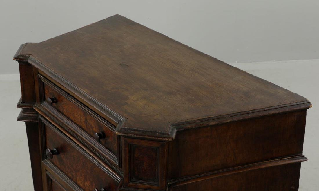 18th C. Italian 4-Drawer Commode - 7