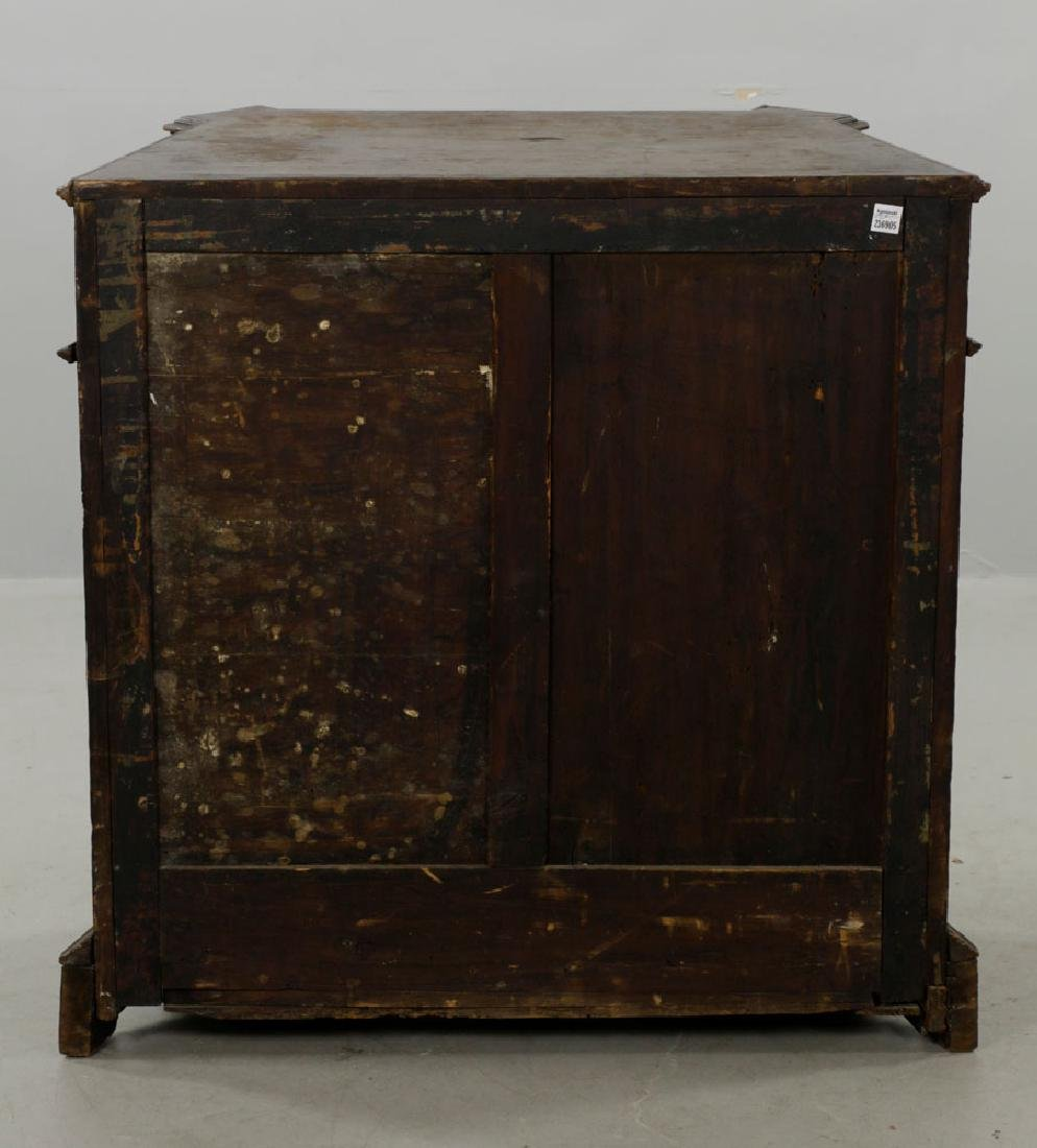 18th C. Italian 4-Drawer Commode - 9