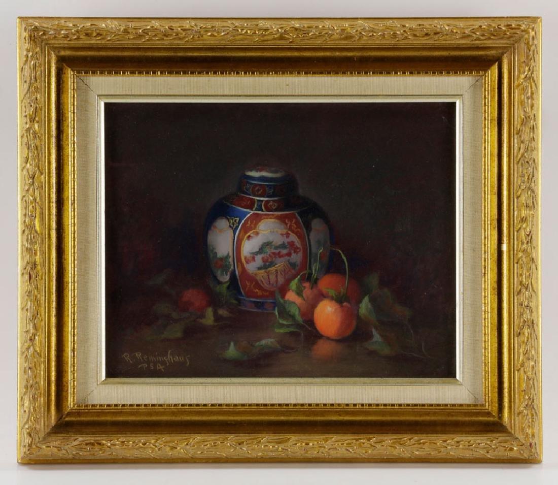 Ruth Reininghaus, (2) Still Life Pastels - 3
