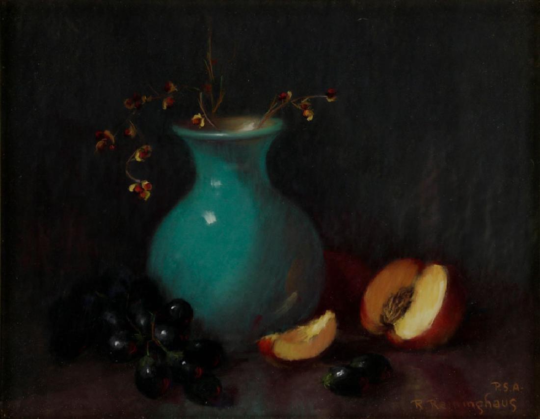 Ruth Reininghaus, (2) Still Life Pastels - 4