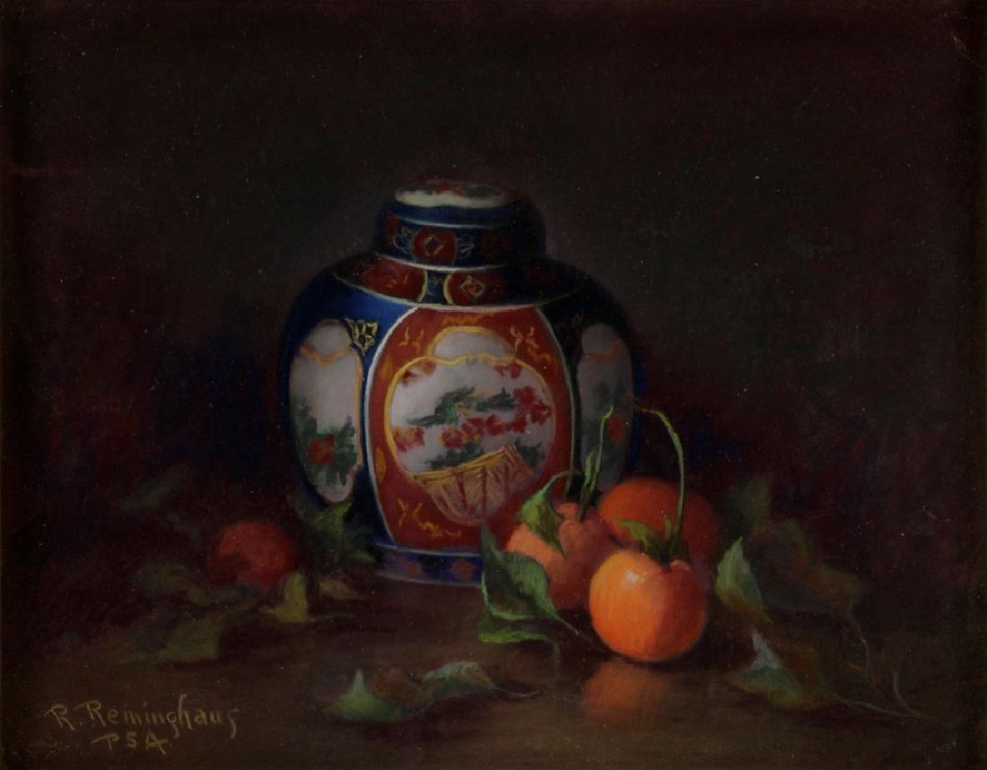 Ruth Reininghaus, (2) Still Life Pastels - 5
