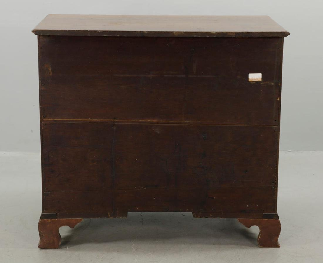 Late 18th C. Chippendale Cherry Chest of Drawers - 8