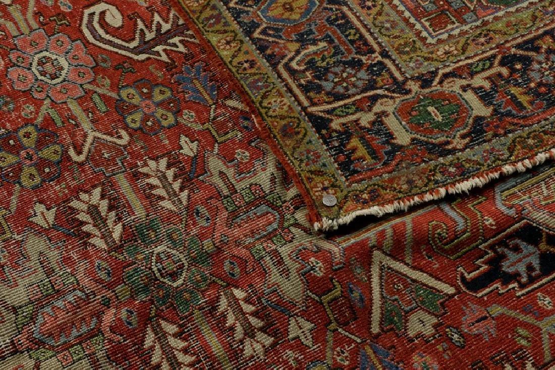 Antique Persian Sarouk Rug - 6