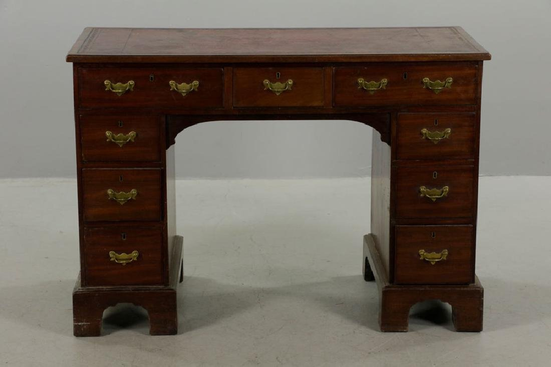 C1820 Double Banked Ship's Purser's Desk