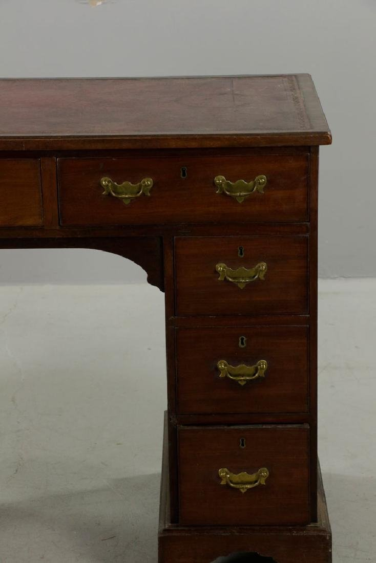 C1820 Double Banked Ship's Purser's Desk - 2