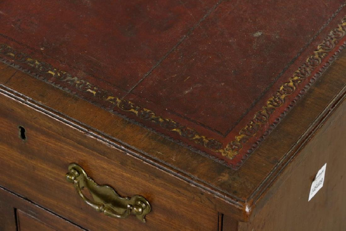 C1820 Double Banked Ship's Purser's Desk - 5