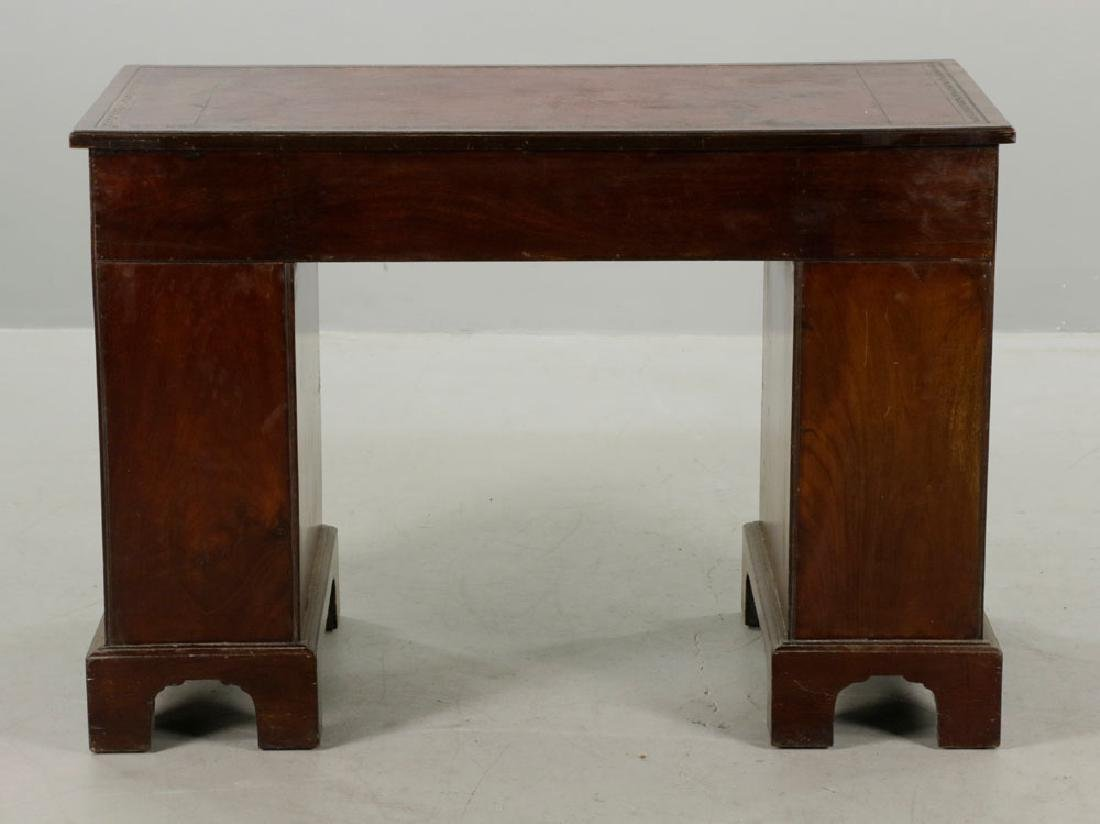 C1820 Double Banked Ship's Purser's Desk - 8