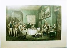 GRANT, MIXED METHOD ENGRAVING W/HC, C. 1839