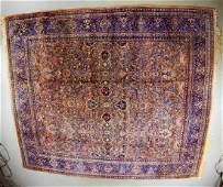 Mid-20th C. Persian Kerman Rug