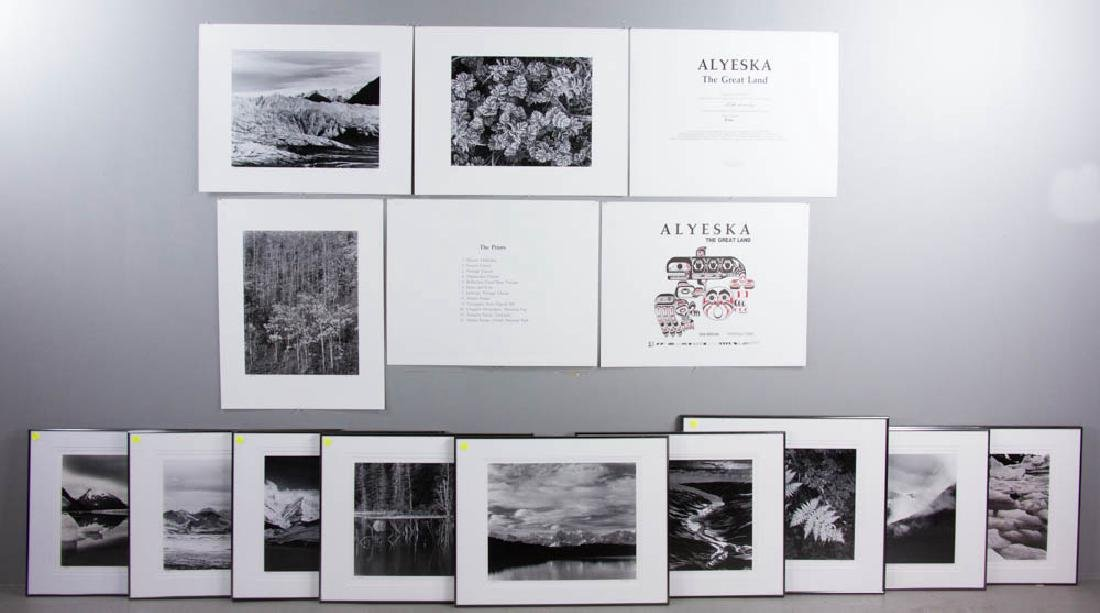 Bob Werling, Portfolio Three, Alyeska (12) Photos