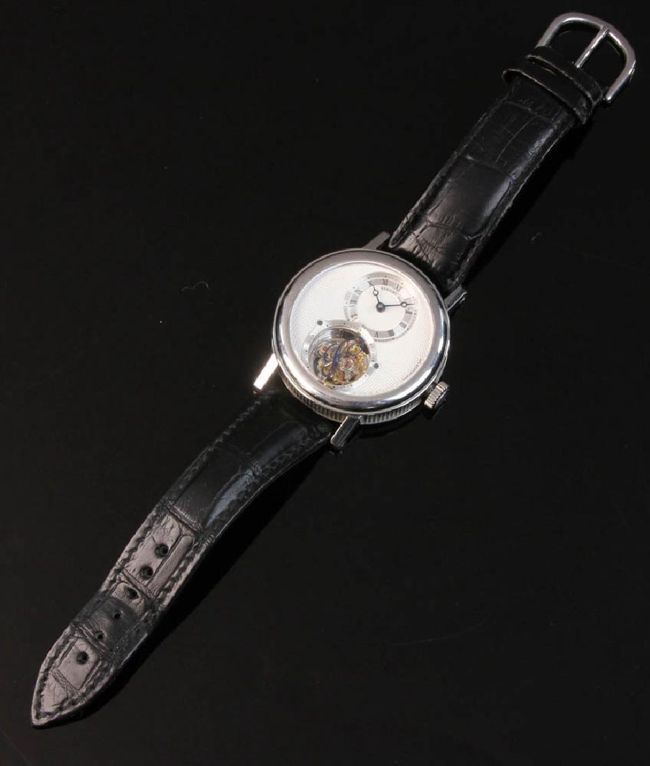 Men's 18k White Gold Breguet-Style Watch
