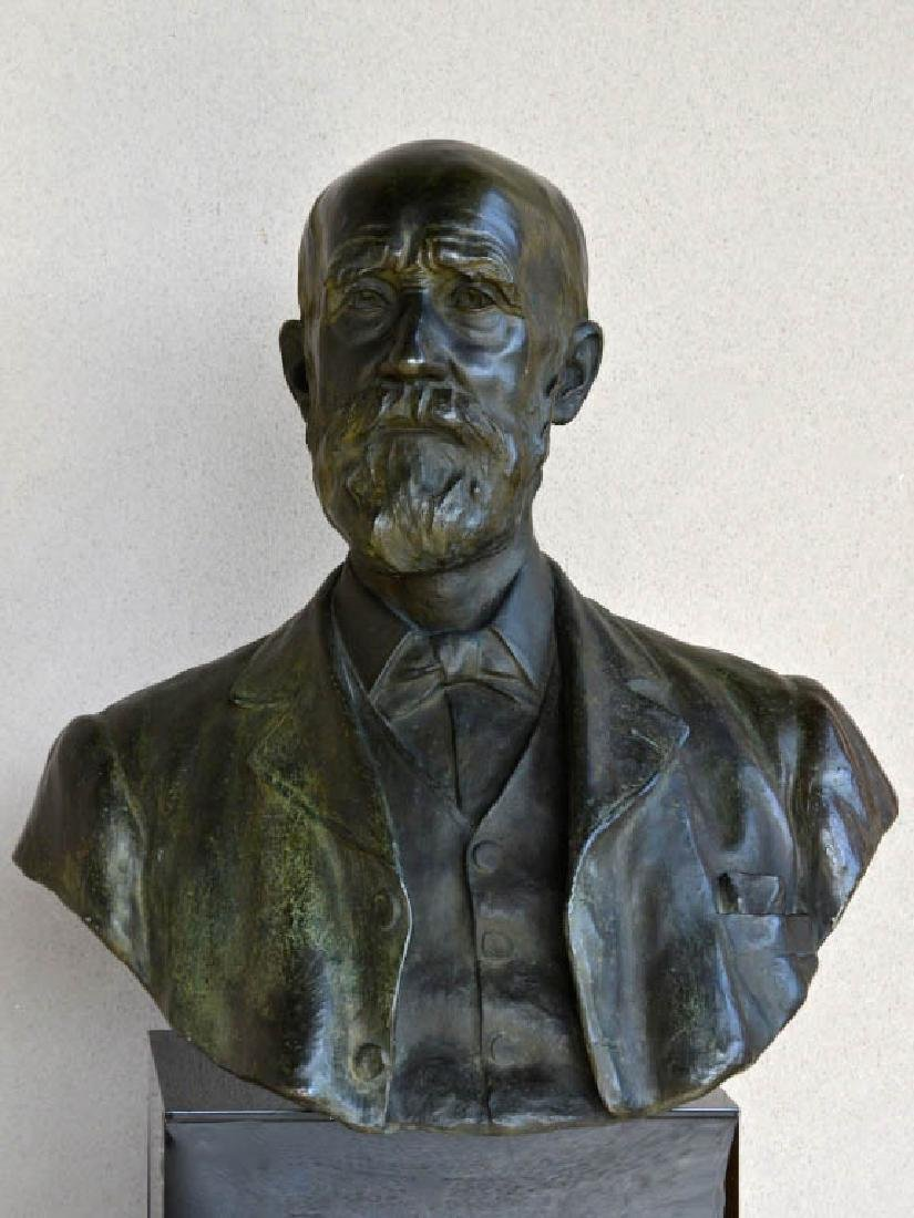 Harold Parker, Australian Bronze Bust