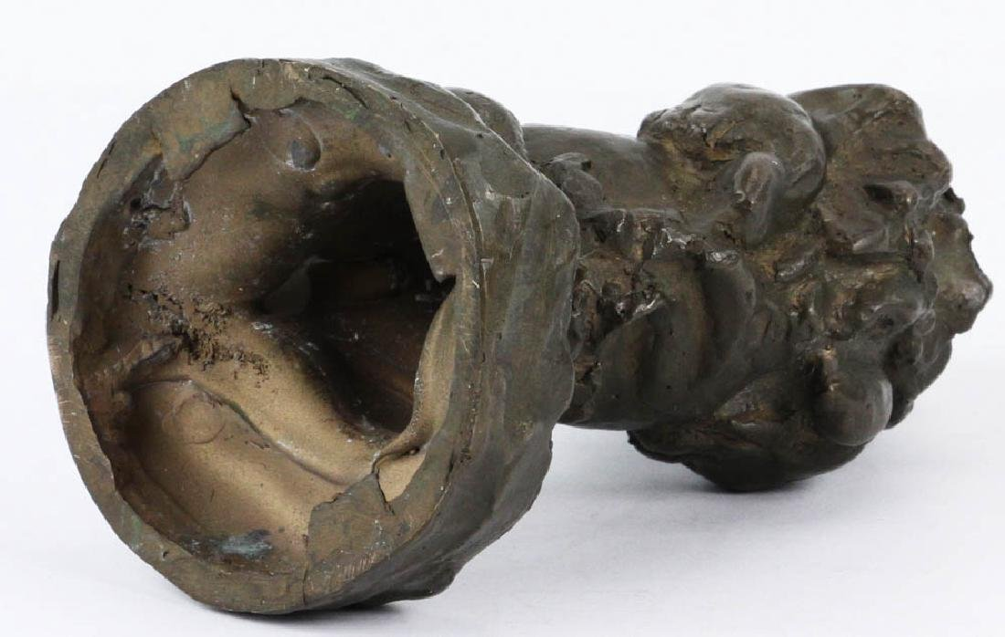 Lilian Swann Saarinen, Early Bronze Poodle Sculpture - 5