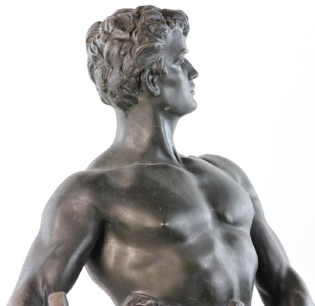 Sculpture, Defence du Sol, After Constant - 10